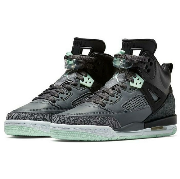 bf984a41a66e Jordan Shoes - Air Jordan - Spizike GS Black Mint Foam